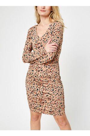 Noisy May Nmfestive V-Neck Mini Dress by