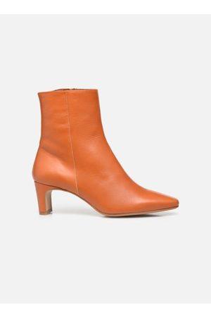 Made by SARENZA Dames Enkellaarzen - Modern 50's Boots #10 by