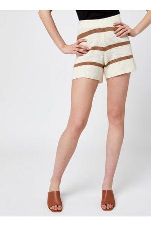 Noisy May Dames Shorts - Nmlisa Nw Knit Shorts by
