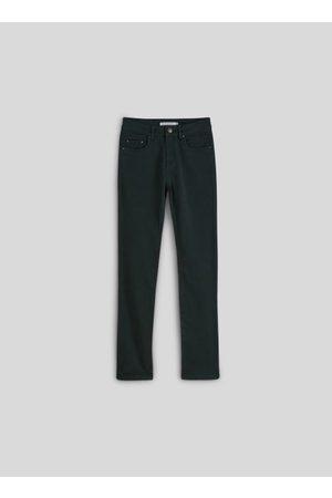 Monoprix Kids Pantalon slim maille en coton BIO by