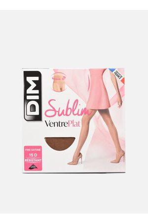 Dim Dames Panty's & Maillots - SUBLIM Collant Ventre Plat 15D Lot de 2 by