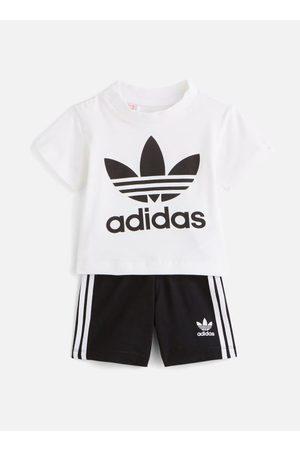 adidas Heren Shorts - Short Tee Set I by