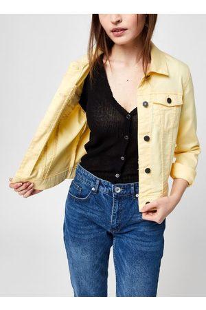 Noisy May Nmdebra L/S Colour Denim Jacket S* by