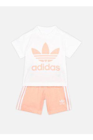 adidas originals Dames Shorts - Short Tee Set I by