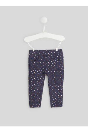 Bout'Chou Pantalon molleton imprimé en coton BIO by