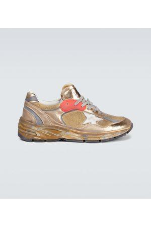 Golden Goose Dad-Star distressed sneakers