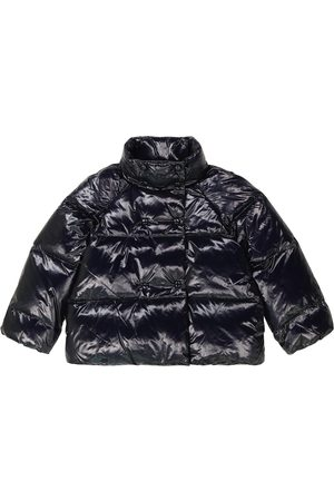 Emporio Armani Quilted down puffer jacket