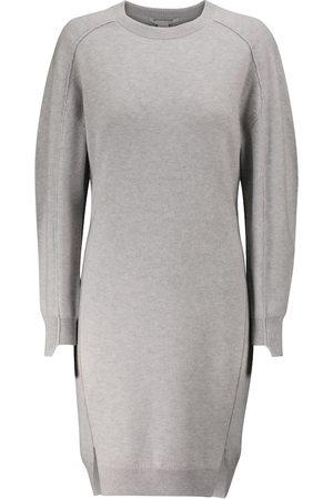 Stella McCartney Forever Stella wool sweatshirt dress
