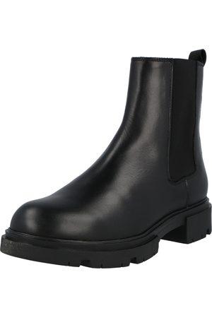 PS Poelman Dames Enkellaarzen - Chelsea boots