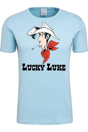 LOGOSHIRT Dames Shirts - Shirt 'Lucky Luke Portrait