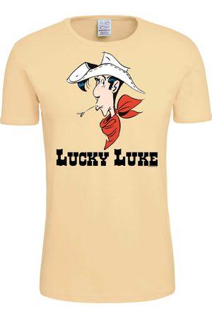 LOGOSHIRT Shirt 'Lucky Luke Portrait