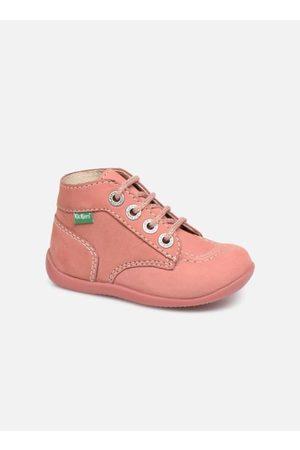 Kickers Meisjes Enkellaarzen - Bonbon by