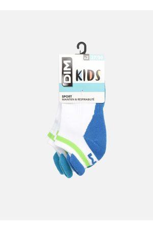 Dim Heren Sportondergoed - KID Socquettes Courtes Sport Retro X2 by