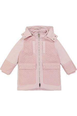 Burberry Cowan puffer jacket