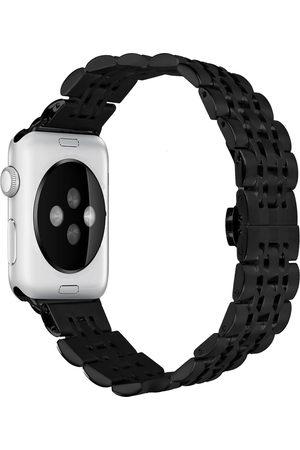Imoshion Dames Horloges - Stalen watch bandje voor de Apple Watch Series 1 t/m 6 / SE - 38/40mm