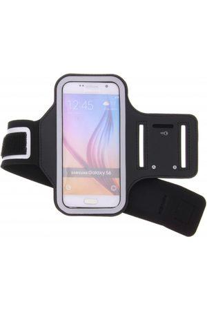 Smartphonehoesjes.nl Zwarte sportarmband voor de Samsung Galaxy S6 / S6 Edge