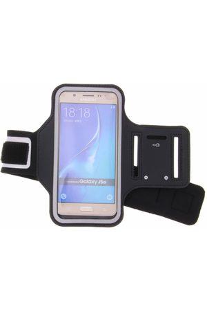 Smartphonehoesjes.nl Zwarte sportarmband voor de Samsung Galaxy J5 / J5 (2016) / J5 (2017)