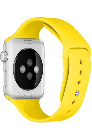 Imoshion Dames Horloges - Siliconen bandje voor de Apple Watch Series 1-7 / SE - 42/44mm