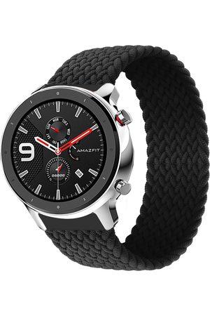 Imoshion Dames Horloges - Gevlochten nylon bandje voor de Amazfit GTR
