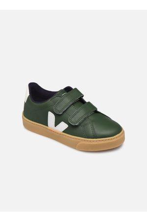 Veja Small Esplar Velcro Leather by
