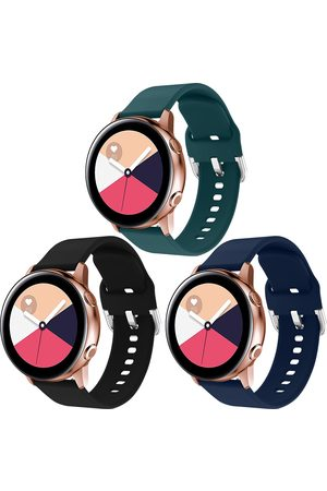Imoshion Siliconen bandje 3-pack Galaxy Watch 40/42mm / Active 2 42/44mm / Watch 3 41mm