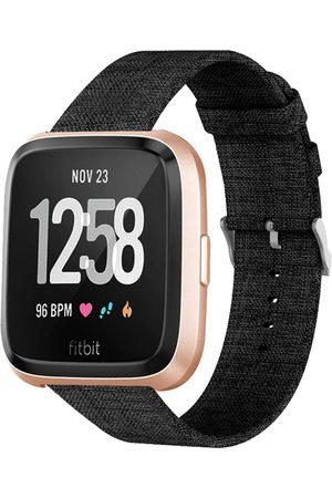 Imoshion Dames Horloges - Nylon bandje voor de Fitbit Versa 2 / Versa Lite