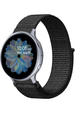 Imoshion Nylon bandje Samsung Galaxy Watch 40/42mm / Active 2 42/44mm / Watch 3 41mm