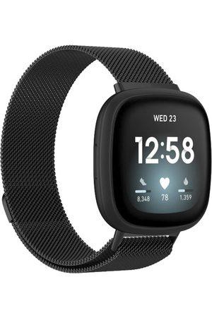 Imoshion Dames Horloges - Milanees Watch bandje voor de Fitbit Sense / Versa 3