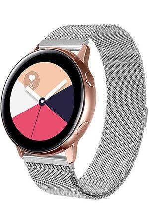 Imoshion Milanees Watch bandje Galaxy Watch 40/42mm / Active 2 42/44mm / Watch 3 41mm
