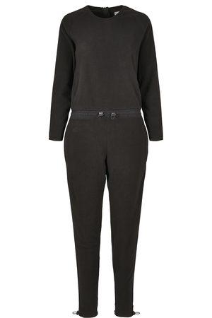 Urban classics Dames Jumpsuits - Jumpsuit 'Ladies Polar Fleece Jumpsuit