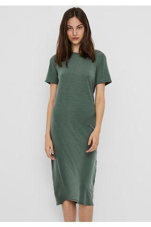 Vero Moda Dames Jerseyjurken - Jerseyjurk VMGAVA