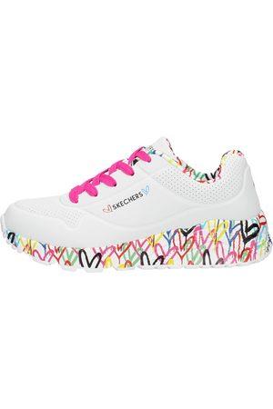 Skechers Meisjes Lage schoenen - Uno Lite Lovely Luv