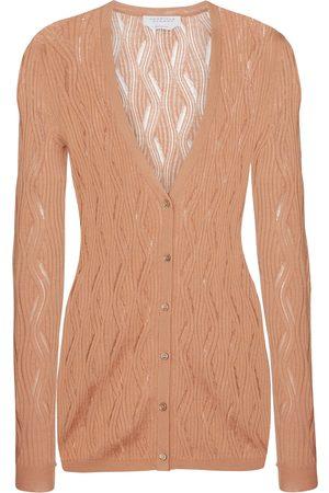 Gabriela Hearst Carter cashmere and silk cardigan