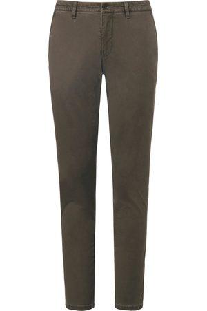 Gardeur Heren Slim & Skinny broeken - Slim Fit-broek model Sterling lage taille Van