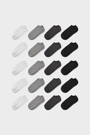 C&A Set van 20-sneakersokken-biokatoen