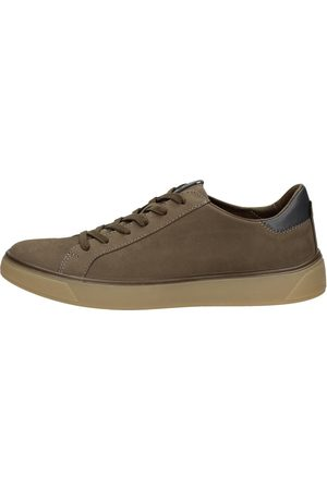 Ecco Heren Lage schoenen - Tray M Middel Bruin