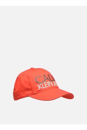 Calvin Klein Cut Off Logo Baseball Cap by