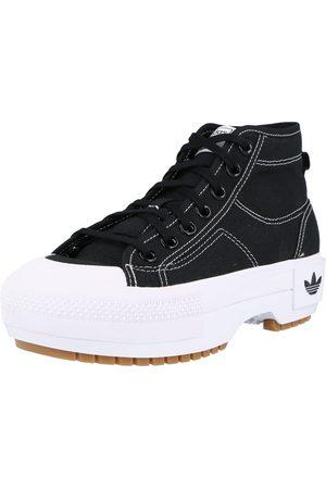 ADIDAS ORIGINALS Dames Sneakers - Sneakers hoog 'NIZZA