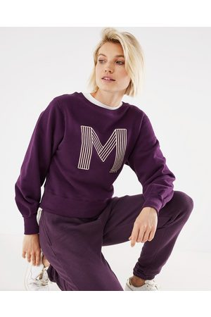 Mexx Dames Sweaters - Sweater Oversized Donker