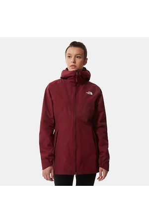 The North Face The North Face Hikesteller Parka Shell-jas Voor Dames Regal Red Größe L Dame