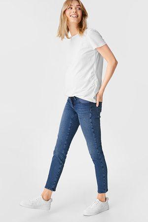 C&A Zwangerschapsjeans-skinny jeans-gerecycled