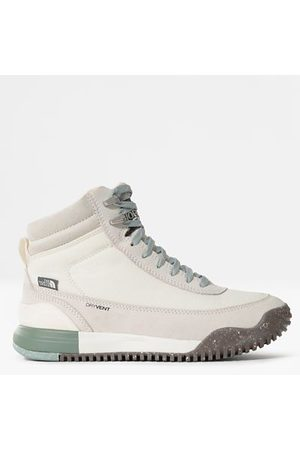 The North Face The North Face Back-to-berkeley Iii-stoffen Schoenen Voor Dames Gardenia White/silverblue Größe 36 Dame