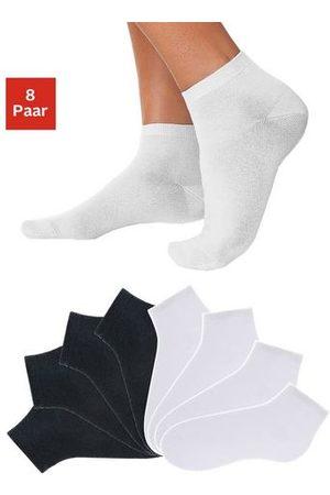 Go In Korte sokken uni in basic kleuren (8 paar)