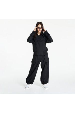 Y-3 W Clss R Wool Srtch Trk Jacket Black