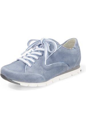 Semler Dames Sneakers - Sneakers geitensuèdeleer Van