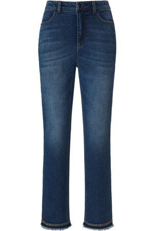 Peter Hahn Enkellange jeans pasvorm Barbara Van