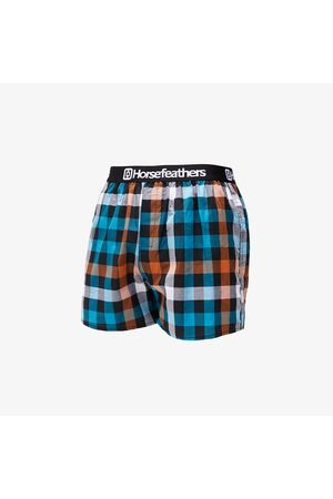 Horsefeathers Clay Boxer Shorts Teal Green