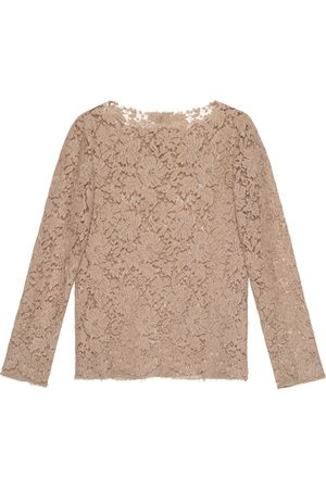 Gucci 2015 Re-Edition cotton lace shirt