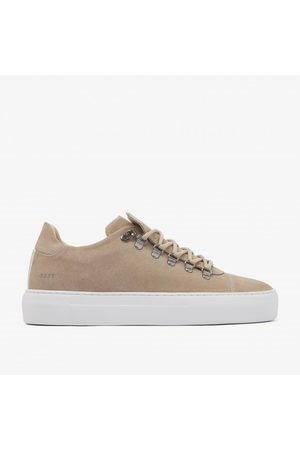 Nubikk Jagger Classic   Taupe Sneakers
