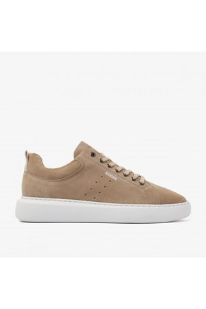 Nubikk Scott Marlin   Taupe Sneakers